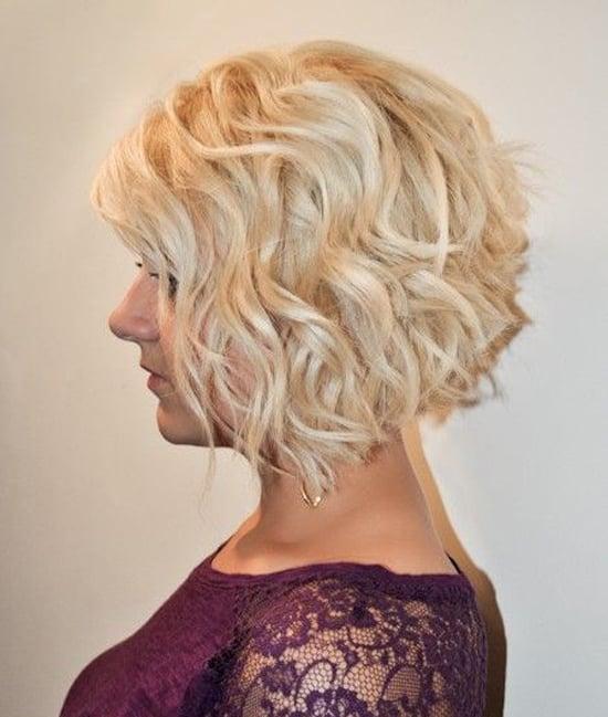 Gaya rambut untuk roti rambut panjang keriting. Membuat gaya rambut ... f343c79ac4