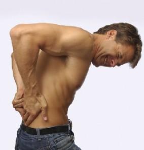 razões para cãibras musculares nas costas